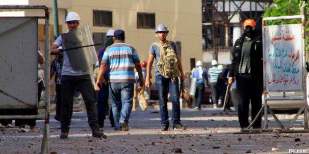 Manifestations en Égypte: trois morts, dont un Américain, et 70 blessés dans de violents heurts à