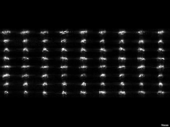 PHOTO. VIDÉO. Astéroïde : la Nasa diffuse les premières images de 2012 DA14 qui a frôlé la