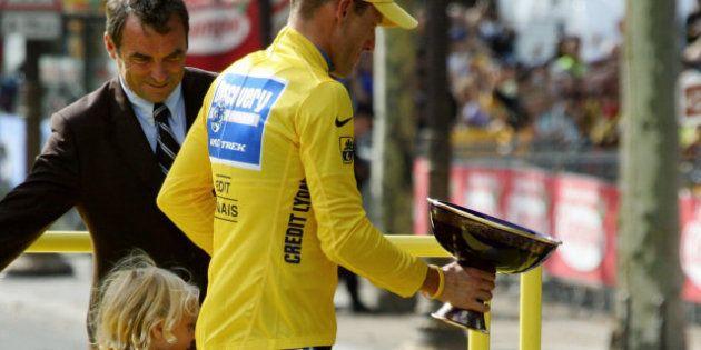 Les Tours de France cycliste de 1999 à 2005 resteront sans
