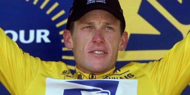 VIDÉOS. La vie de Lance Armstrong bientôt adaptée au