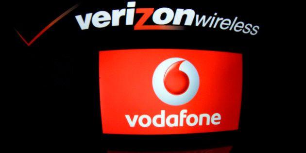 PHOTOS. Verizon Wireless: Verizon rachète les parts de Vodafone pour 130 milliards de