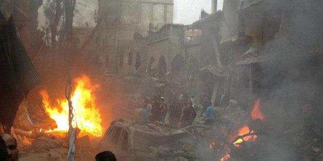 Syrie: au moins 146 morts au premier jour de la trêve