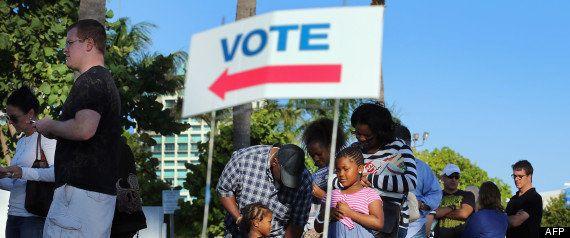 Élections américaines: duel à distance entre Obama et Romney, l'ouragan perturbe la