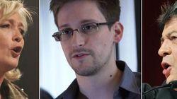 Snowden réconcilie FN, Front de Gauche et