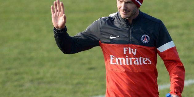 VIDÉOS. Une caméra dédiée à Beckham lors de PSG-OM : les pires innovations footballistiques de la