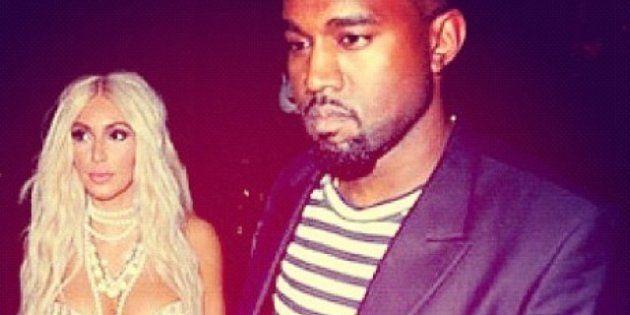 PHOTOS. Kim Kardashian s'est déguisée en sirène pour
