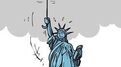 Ouragan Sandy: protégeons la statue de la