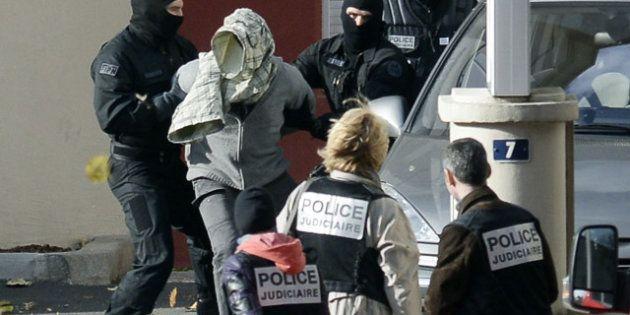Militante de l'ETA arrêtée: les enquêteurs oublient les scellés derrière