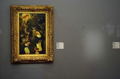 Du mystère des œuvres d'art