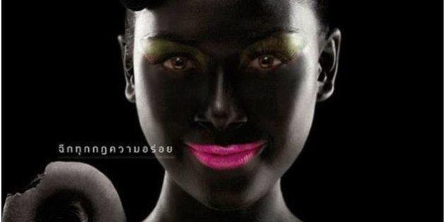 PHOTO. Une publicité pour des donuts jugée raciste retirée en