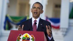 Obama a bien du mal à prononcer le nom du président
