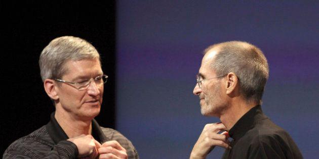 Apple: Forstall et Browett débarqués, Ive promu... Cook fait sa révolution