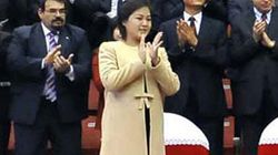 Ri Sol-Ju reparaît en public après 50 jours