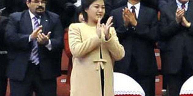 L'épouse du dirigeant nord-coréen, Ri Sol-Ju, reparaît en public après 50 jours