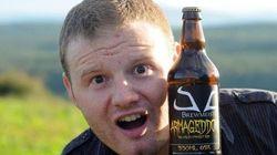 Armageddon, la bière la plus forte du monde, est écossaise et contient 65%