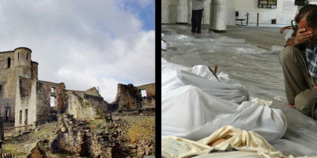 Oradour-sur-Glane : une commémoration dans l'ombre du massacre de