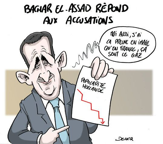 Bachar el-Assad peut-il inquiéter la