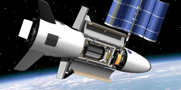 PHOTOS. VIDÉOS. X-37B : La navette spatiale américaine mystère en orbite autour de la