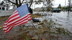 L'influence de Sandy sur les électeurs