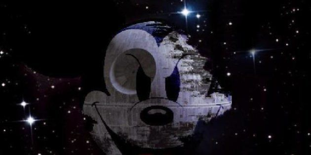 VIDÉOS. Après le rachat de Lucasfilm et de la franchise Star Wars, l'Empire Walt Disney