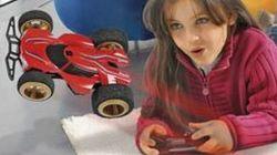 Noël: Un catalogue de jouets
