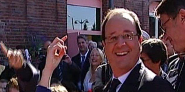 VIDÉO. François Hollande : la visite
