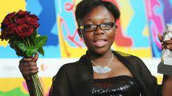 La jeune congolaise Rachel Mwanza: de la rue à Hollywood
