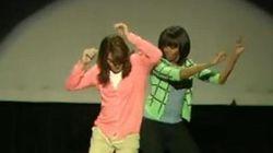 Michelle Obama danse à la télé pour lutter contre