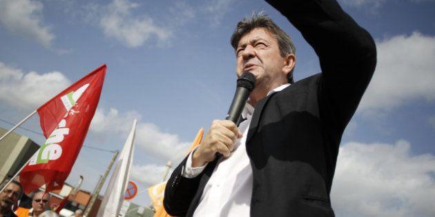 Mélenchon et le PCF torpillent Ayrault et inventent l'opposition de l'intérieur sur le traité européen,...