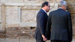 Oradour : Hollande et le président allemand main dans la