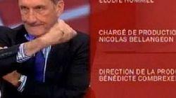 Le bras d'honneur de Gérard Longuet à