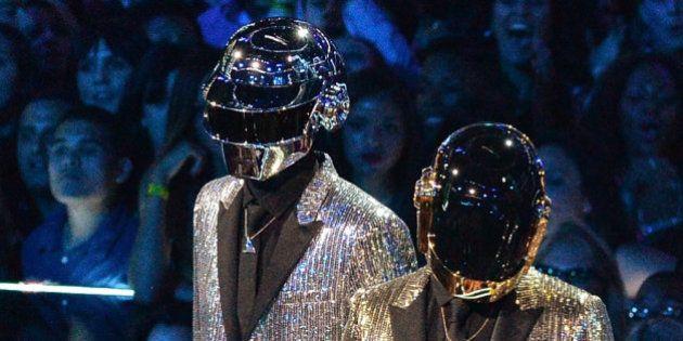 Les Daft Punk soupçonnés d'avoir plagié un artiste coréen pour