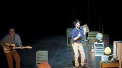 Théâtre: rencontre avec David Murgia, prix du public du Festival Off