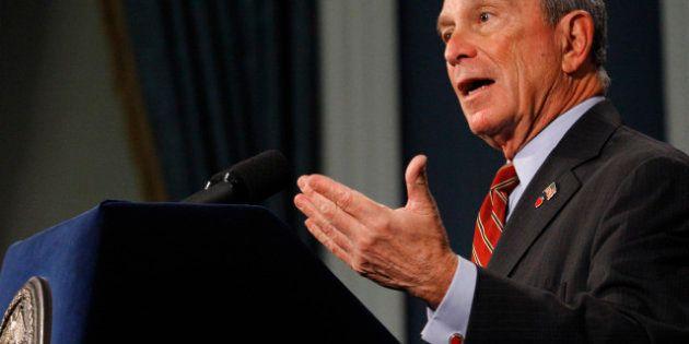 Bloomberg vote Obama : après Sandy, le maire de New York annonce son