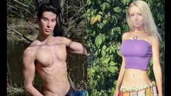 Ken et Barbie : les versions humaines ne filent pas le grand