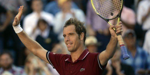 US Open : Richard Gasquet en