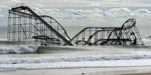 Quel lien entre l'ouragan Sandy et le réchauffement climatique qui fait son retour dans le débat