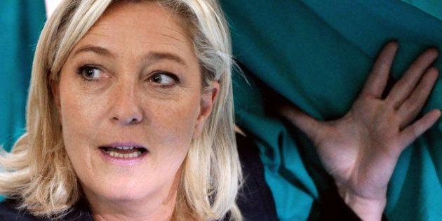 Appel à la manifestation : Marine Le Pen prête à rejoindre Jean-François Copé dans la