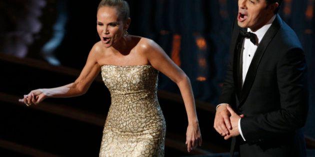 Les blagues douteuses du présentateur des Oscars