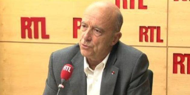 Sur la Syrie, Alain Juppé s'écarte de la ligne