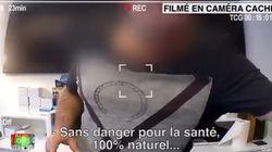 Caméra cachée chez les vendeurs de cigarettes