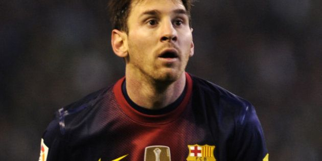 Lionel Messi et son père ont remboursé 5 millions d'euros au fisc