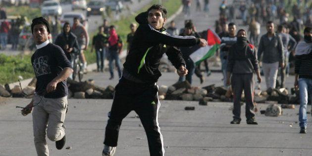PHOTOS. Cisjordanie: violentes manifestations après la mort d'un détenu palestinien en