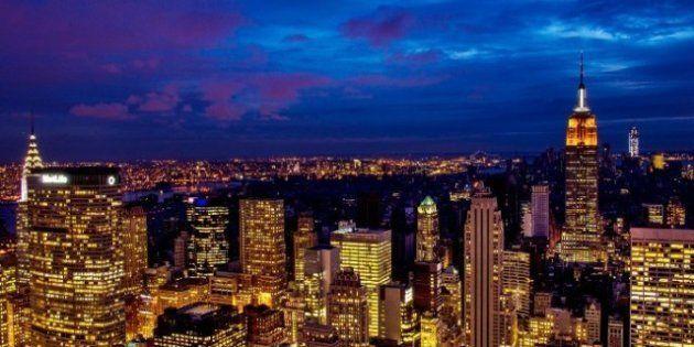 New York: le courant revient à Manhattan après l'ouragan