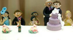 Les anti-mariage gay montent au