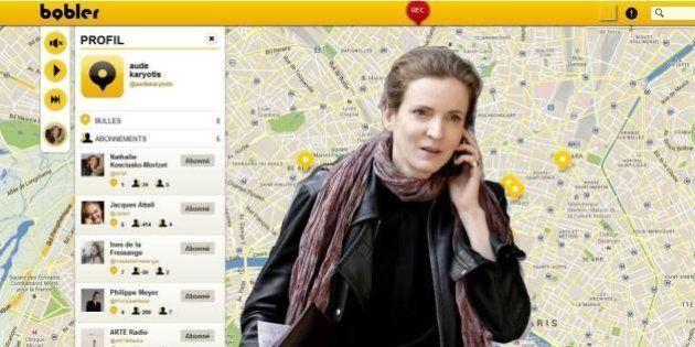 Bobler: le nouveau réseau social vocal certifié par