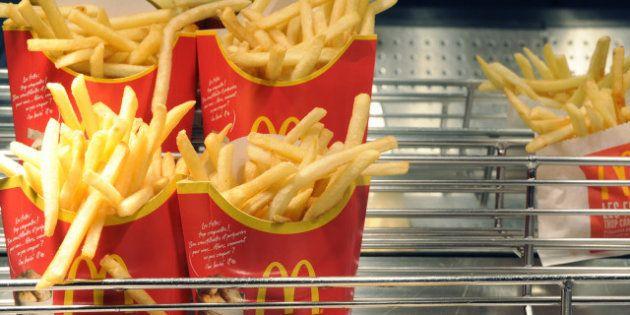 Frites : McDonald's promet un approvisionnement 100%