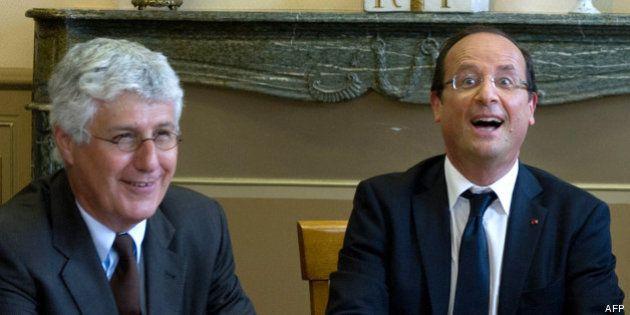 Philippe Martin nommé ministre de l'Ecologie en remplacement de Delphine