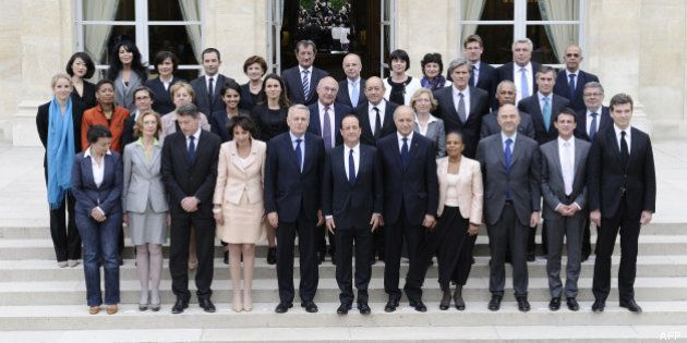 Gouvernement: la parité victime du remplacement de Delphine Batho par Philippe Martin à l'Ecologie, Hollande...
