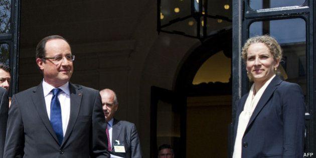 François Hollande a appelé Delphine Batho qui a refusé de revenir sur ses